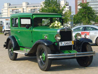 Chevrolet International 1929